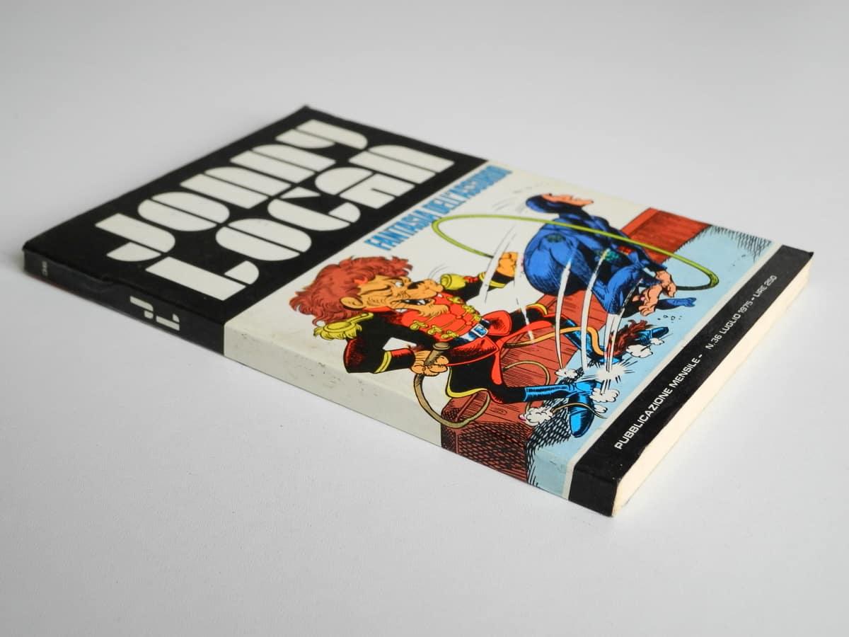 Jonny Logan n. 36 edizioni Dardo