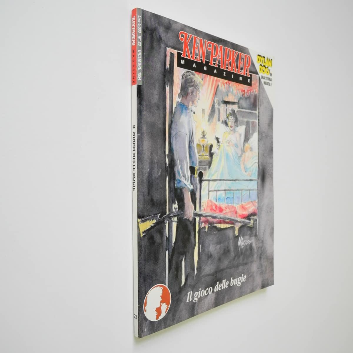 Ken Parker Magazine n. 23 Bonelli