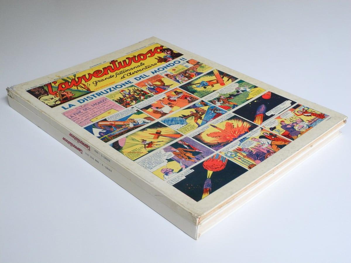 L'Avventuroso volume n. 1 – 8 Nerbini