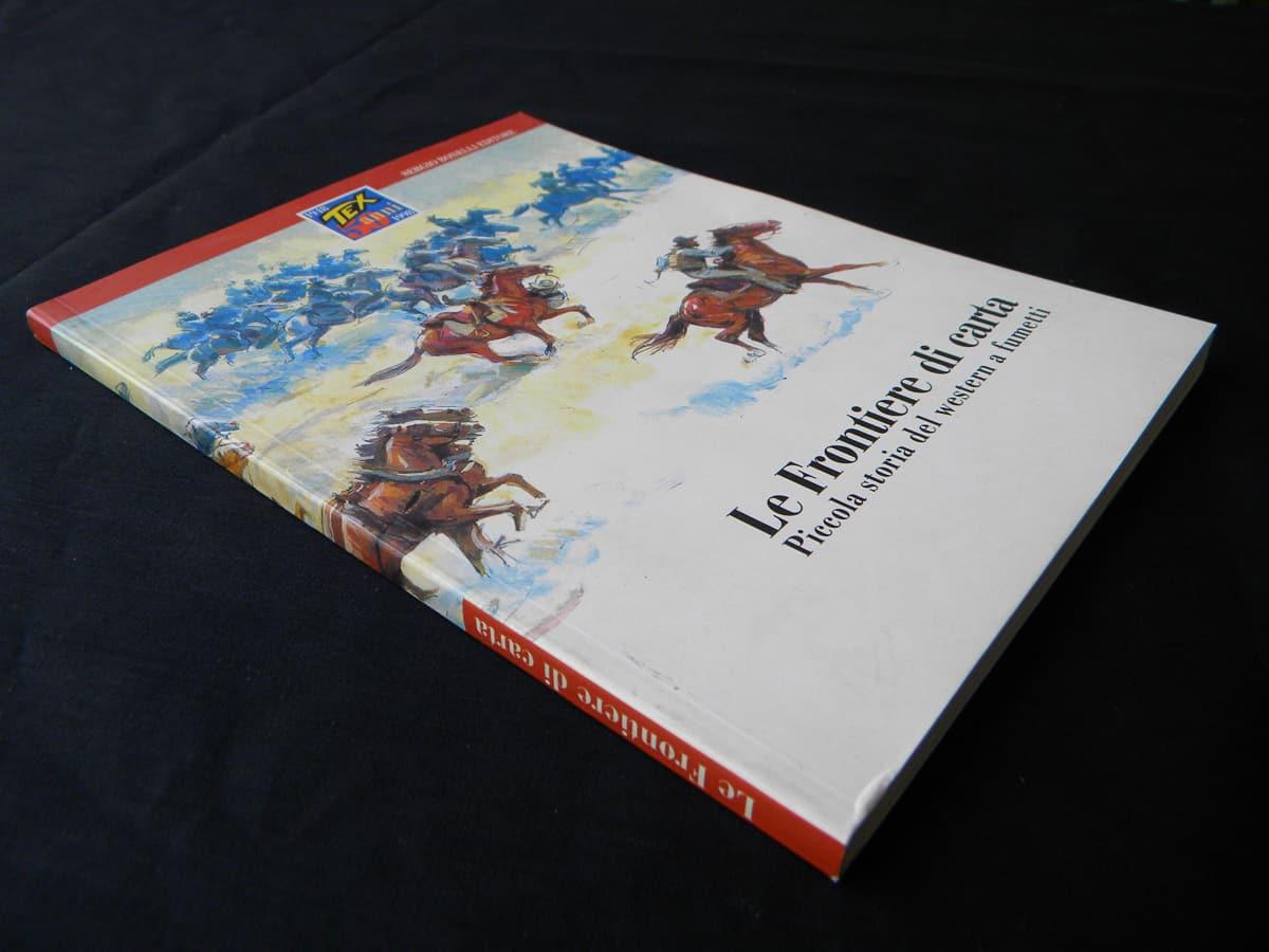 Le Frontiere di Carta Tex 50 anni Bonelli
