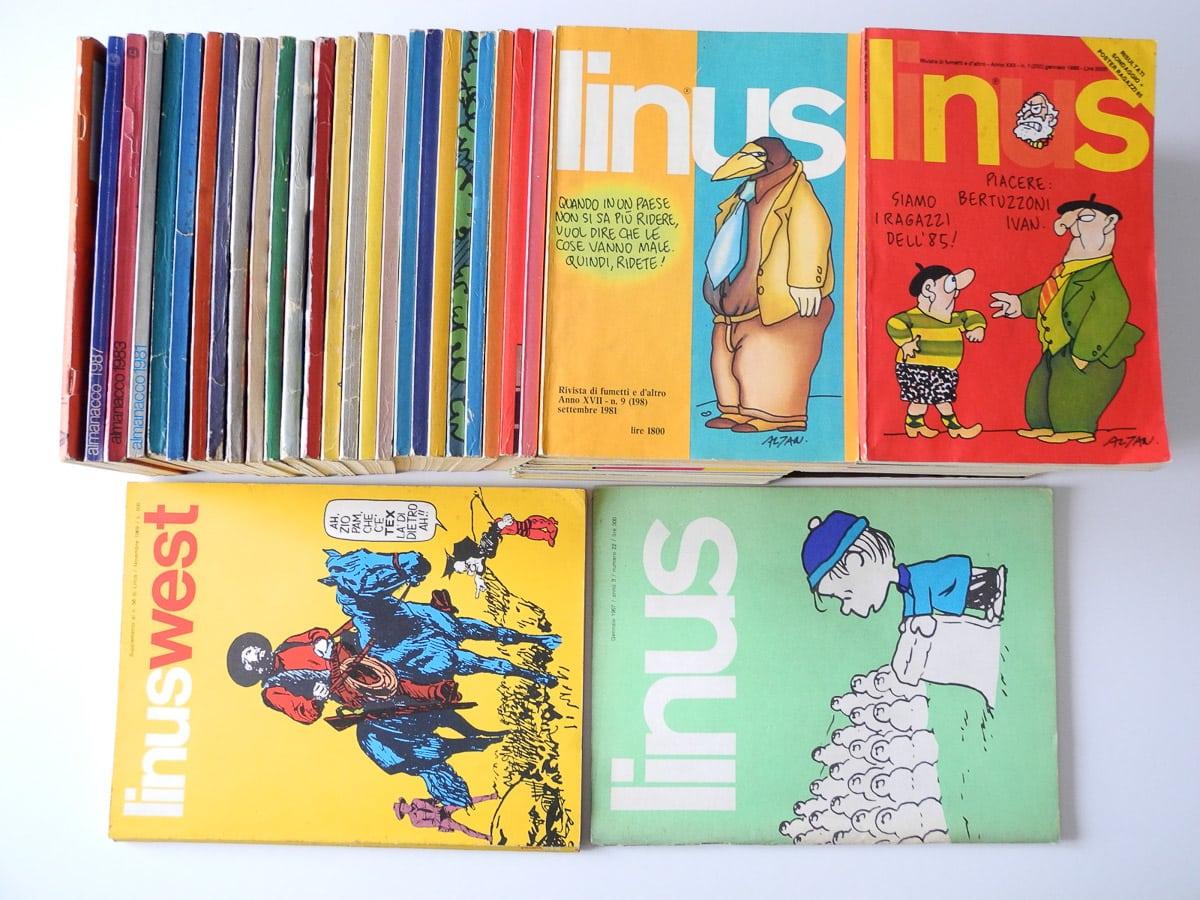 Linus edizioni Milano
