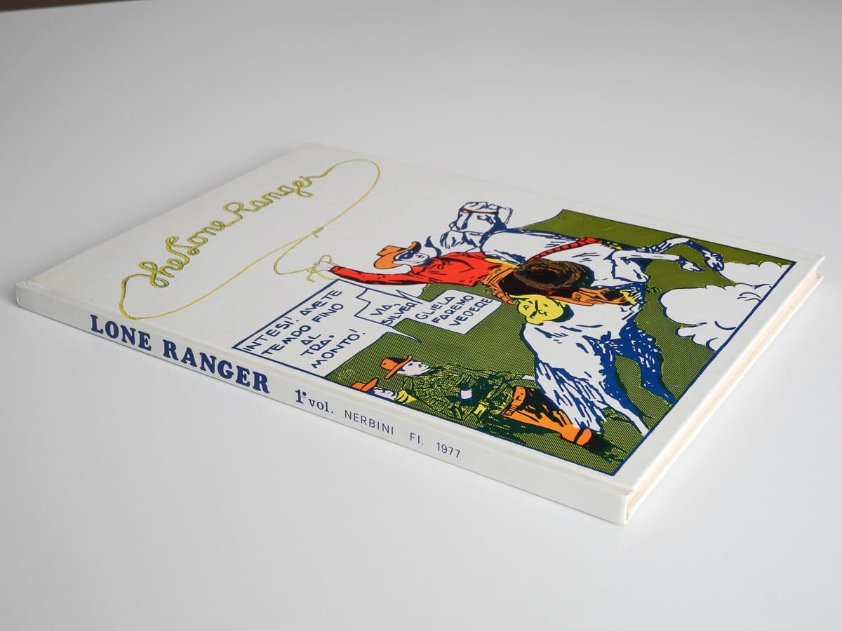 Lone Ranger volume primo Nerbini