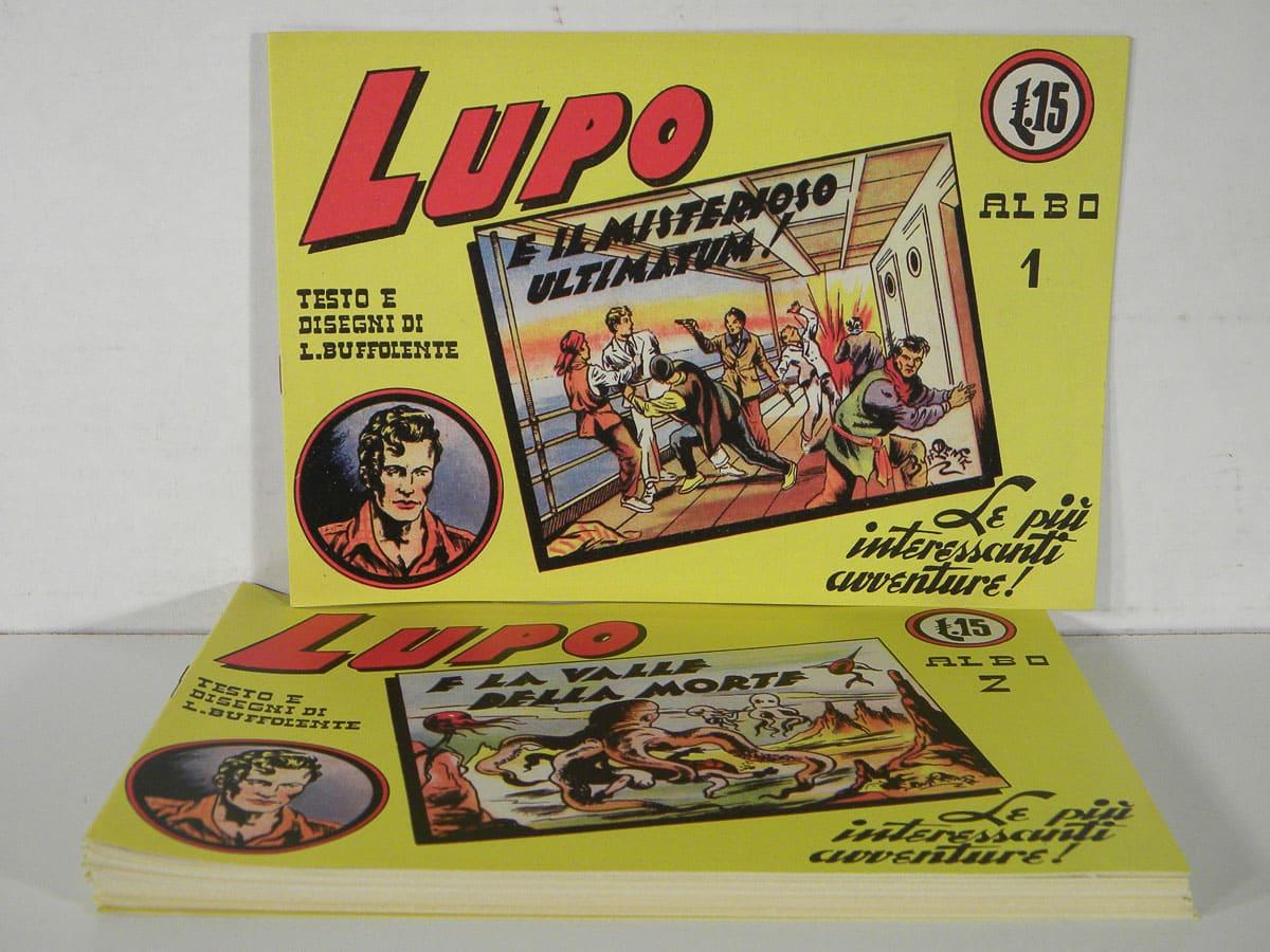 Lupo n. 1/20 edizioni Vulcania