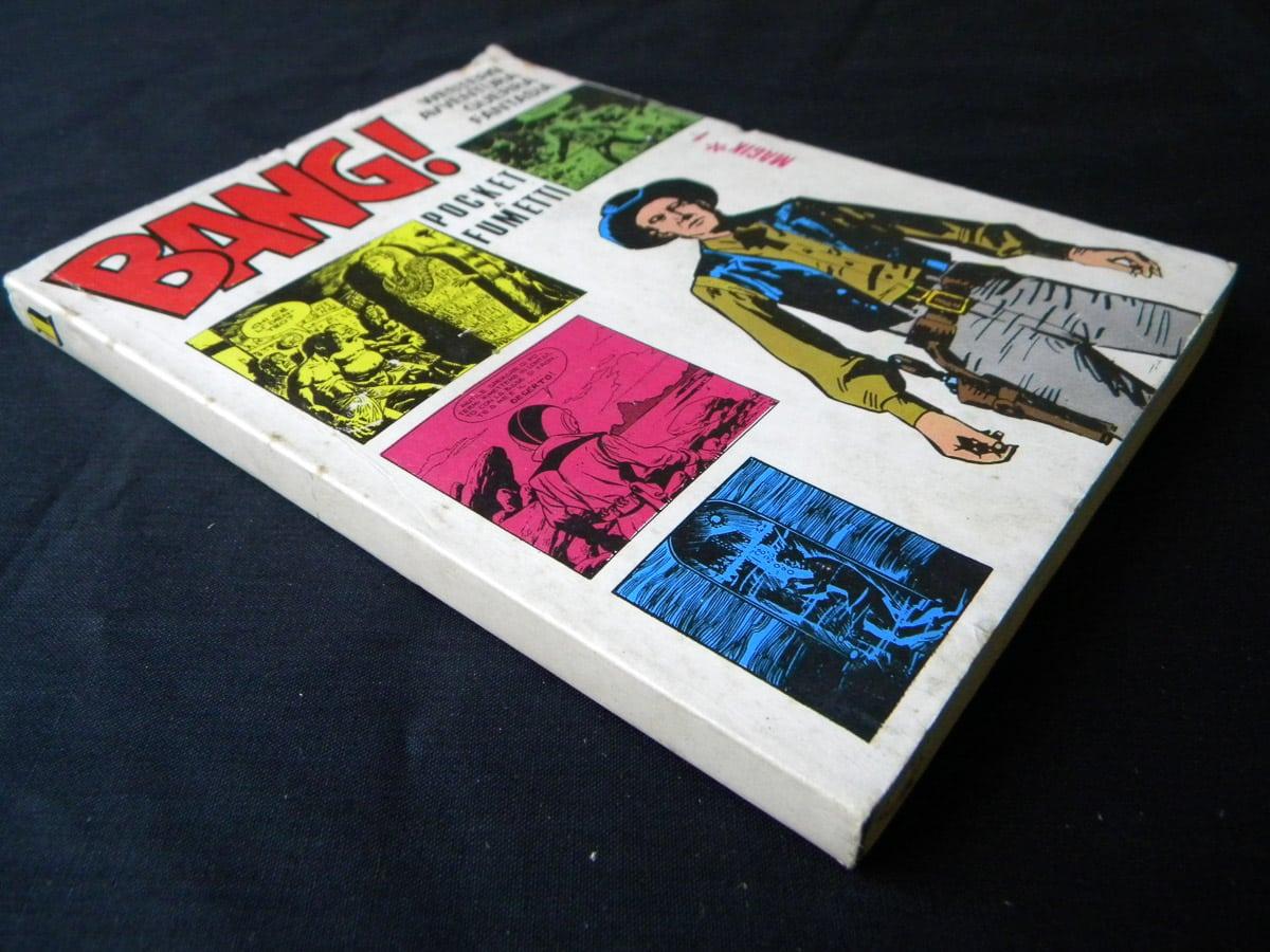 Magik Pocket n. 1 Gino Sansoni