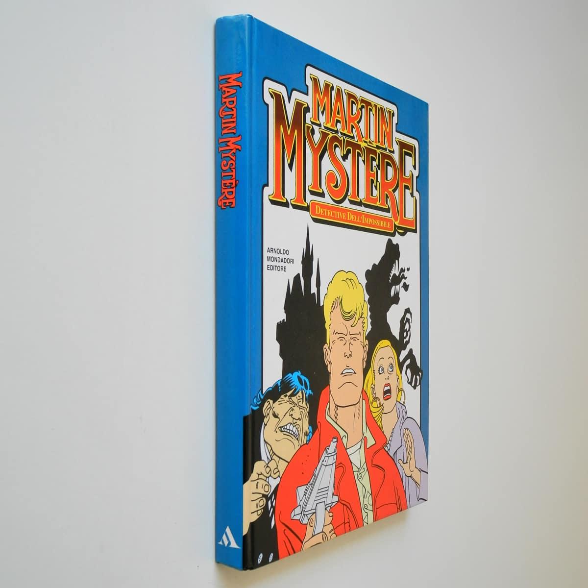 Martin Mystere cartonato Mondadori