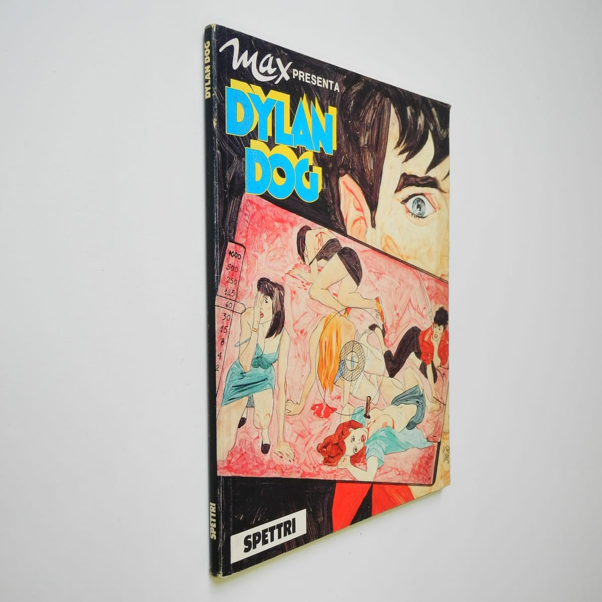 Max presenta Dylan Dog Spettri del 1993