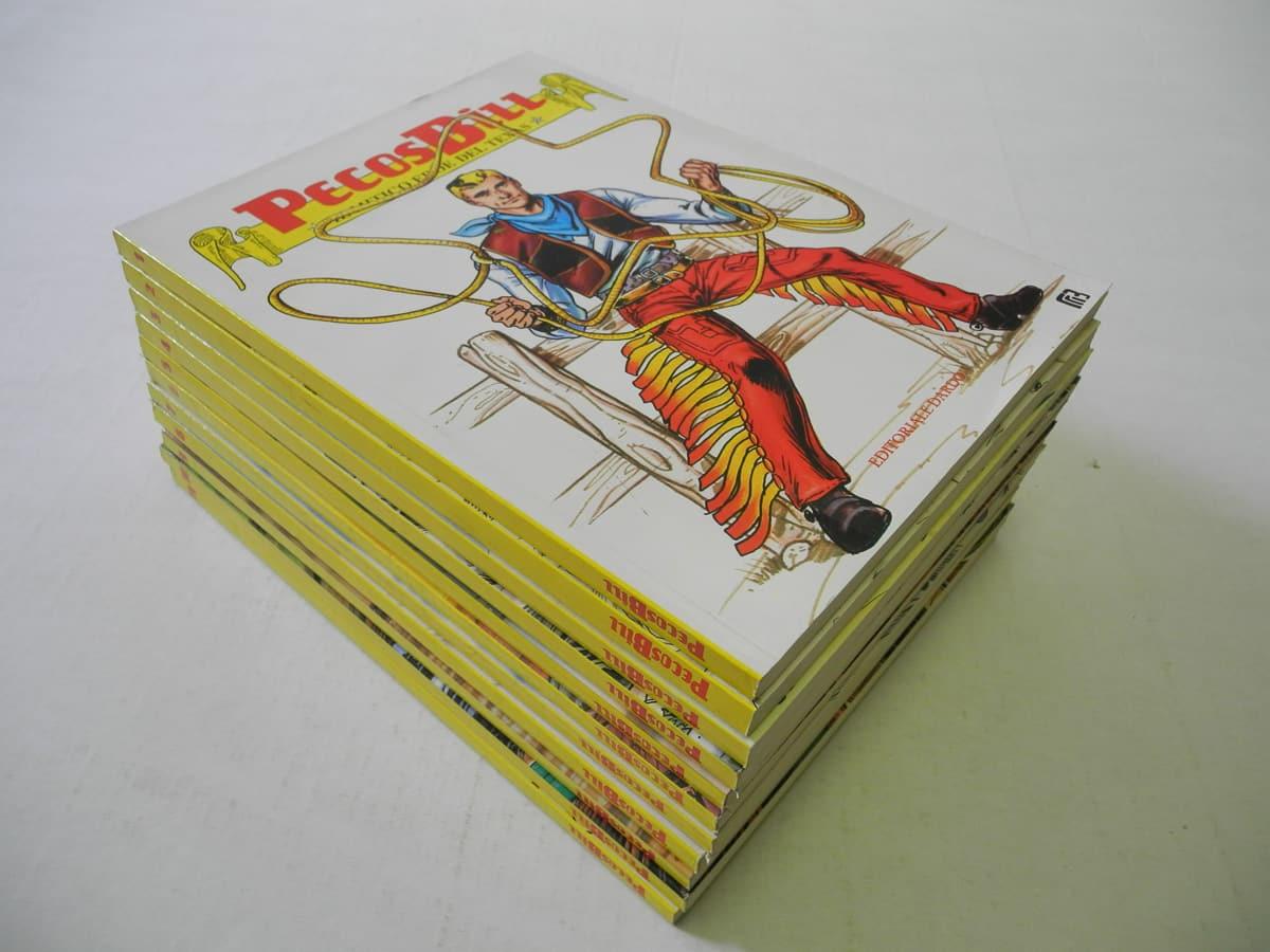 Pecos Bill n. 1/11 edizioni Dardo