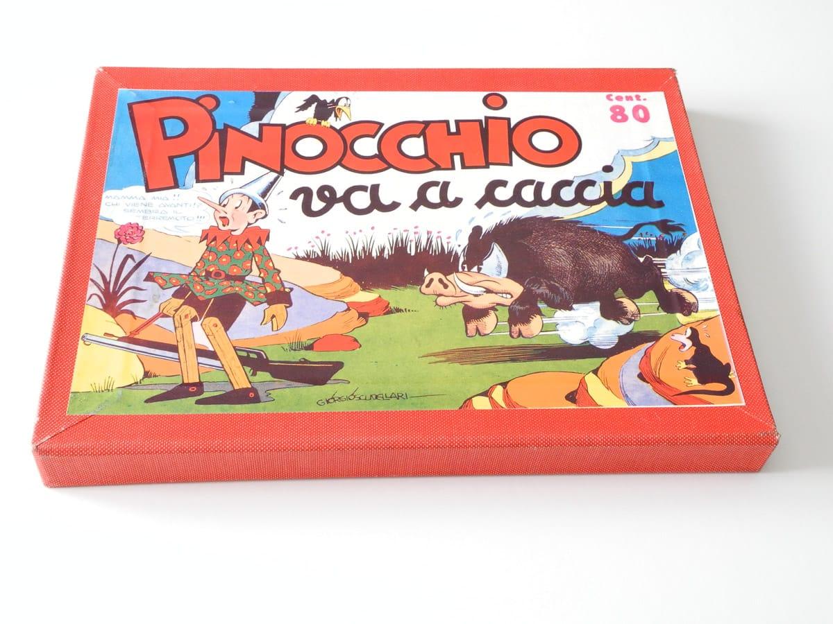 Pinocchio prima serie completa con cofanetto