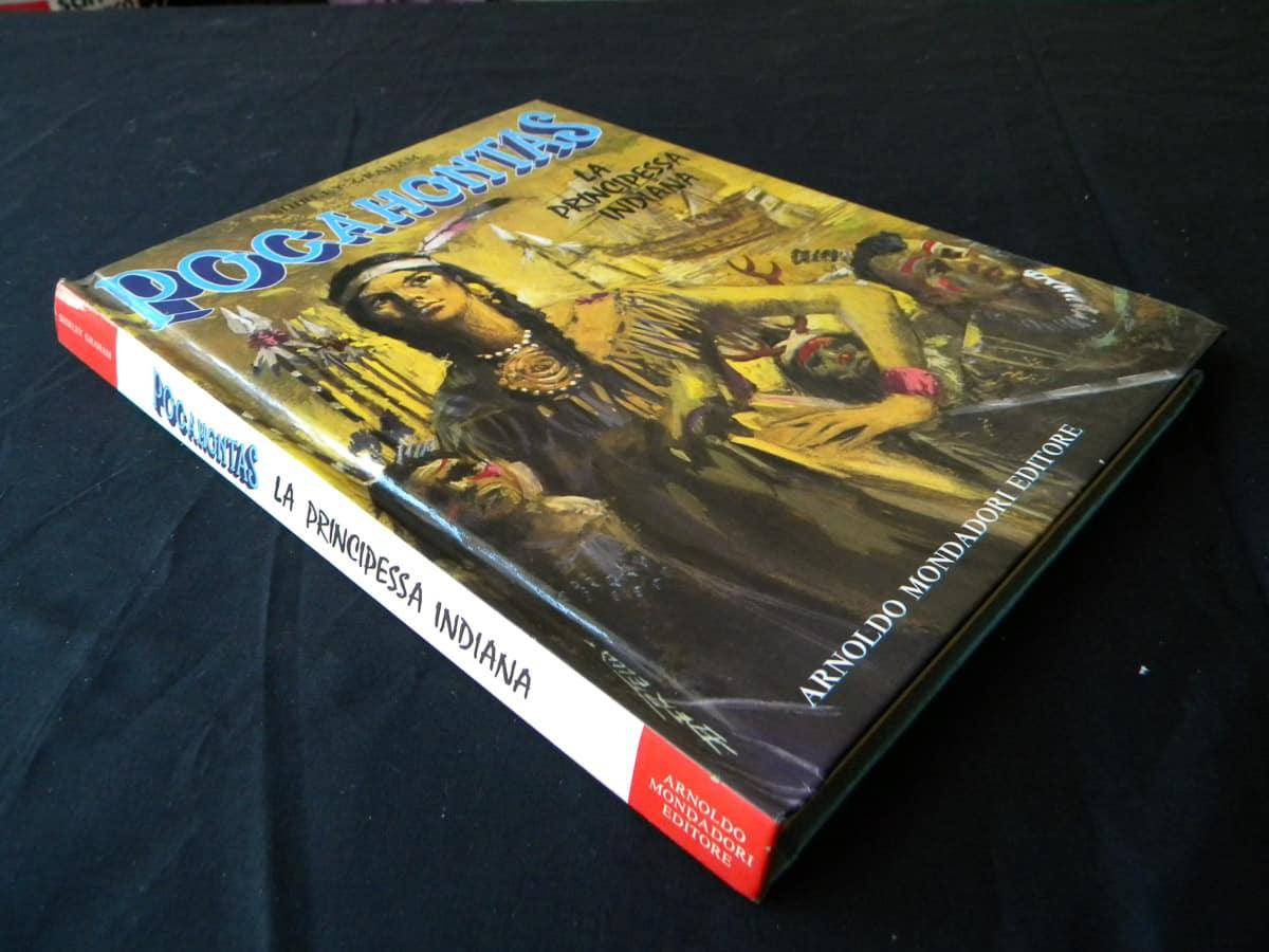 Pocahontas cartonato Mondadori