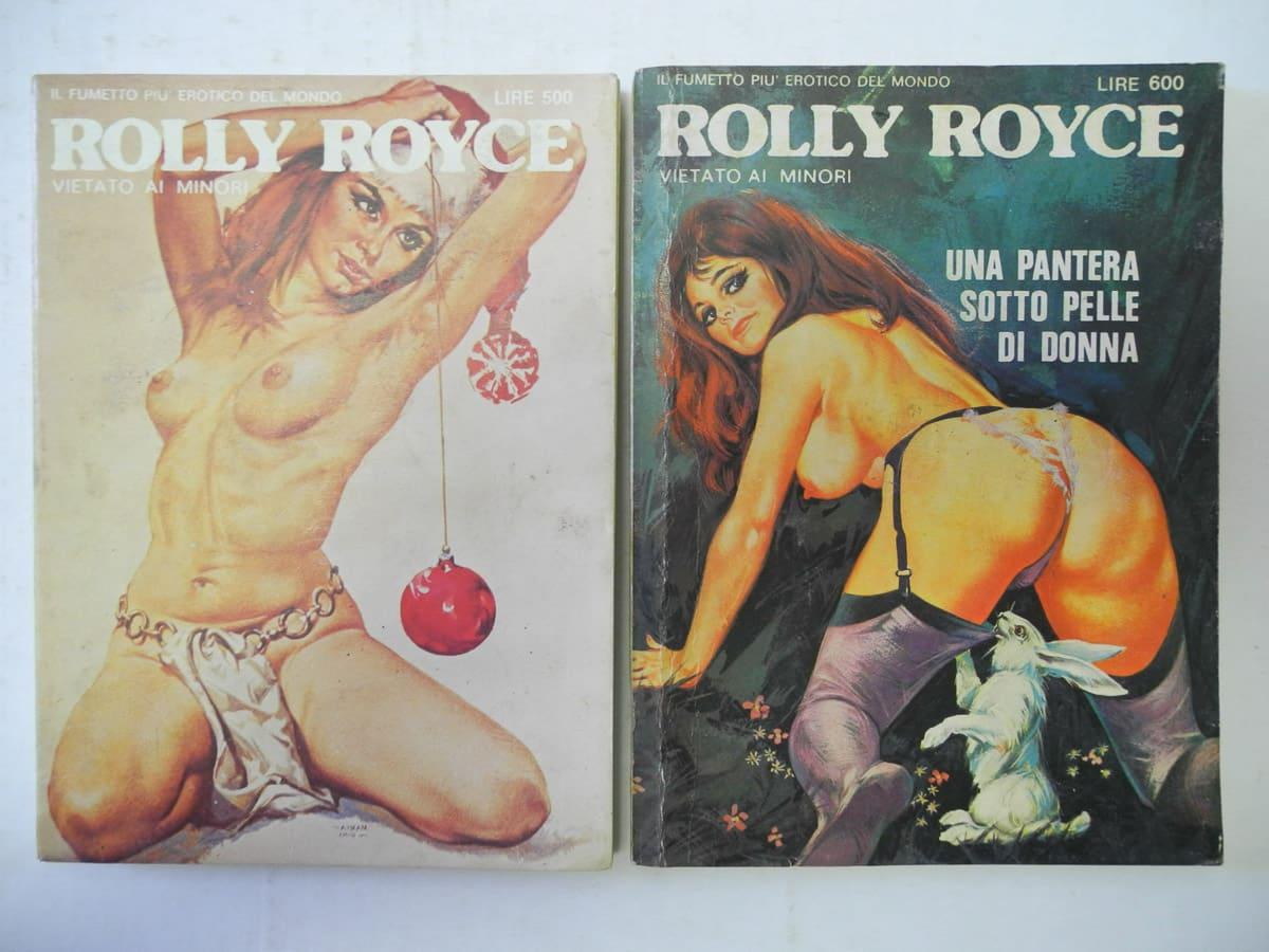 Rolly Royce n. 4 – 9 C.r.