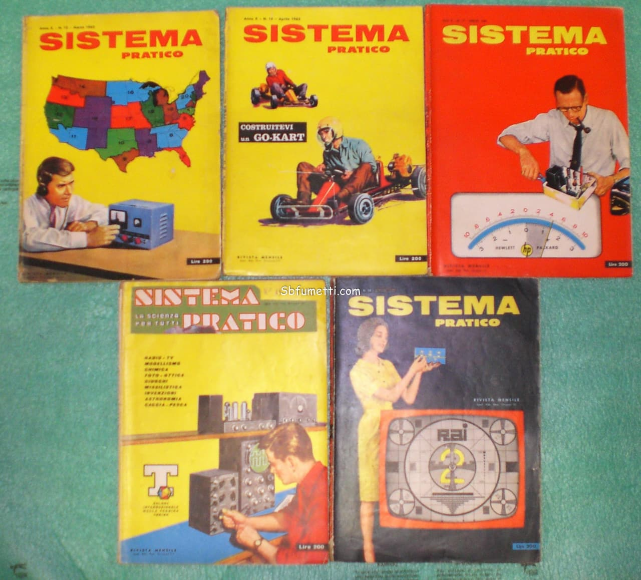 Sistema Pratico anno 10° n. 14 – 18