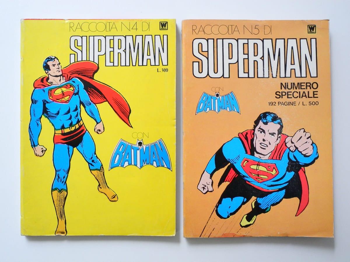 Superman Raccolta n. 4 – 5 Williams Inteuropa
