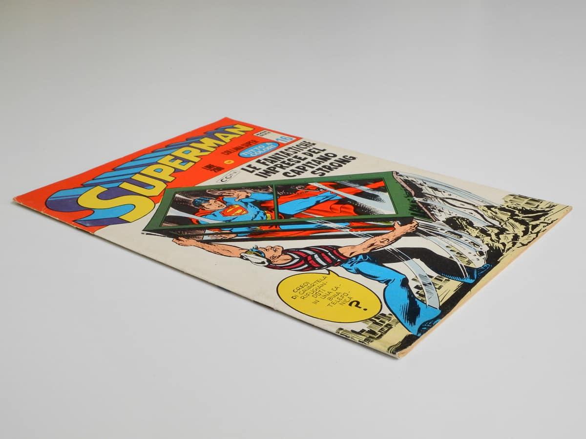 Superman nuova serie n. 16 Williams Inteuropa