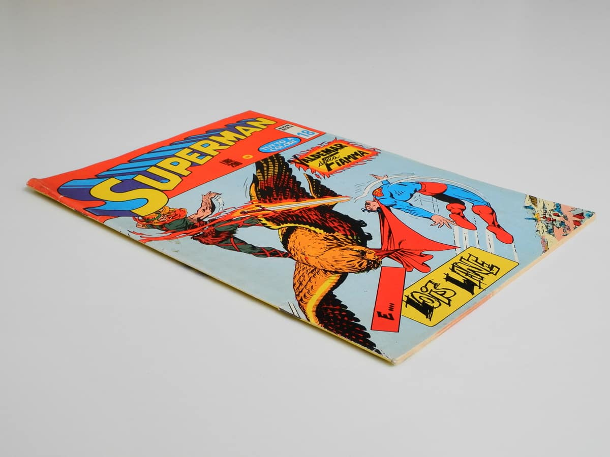Superman nuova serie n. 18 Williams Inteuropa