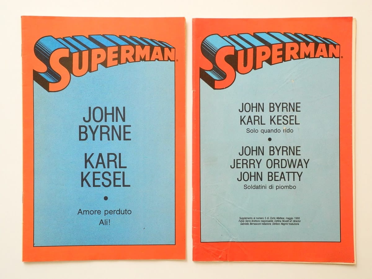Superman supplemento 3 5 Dc Comics
