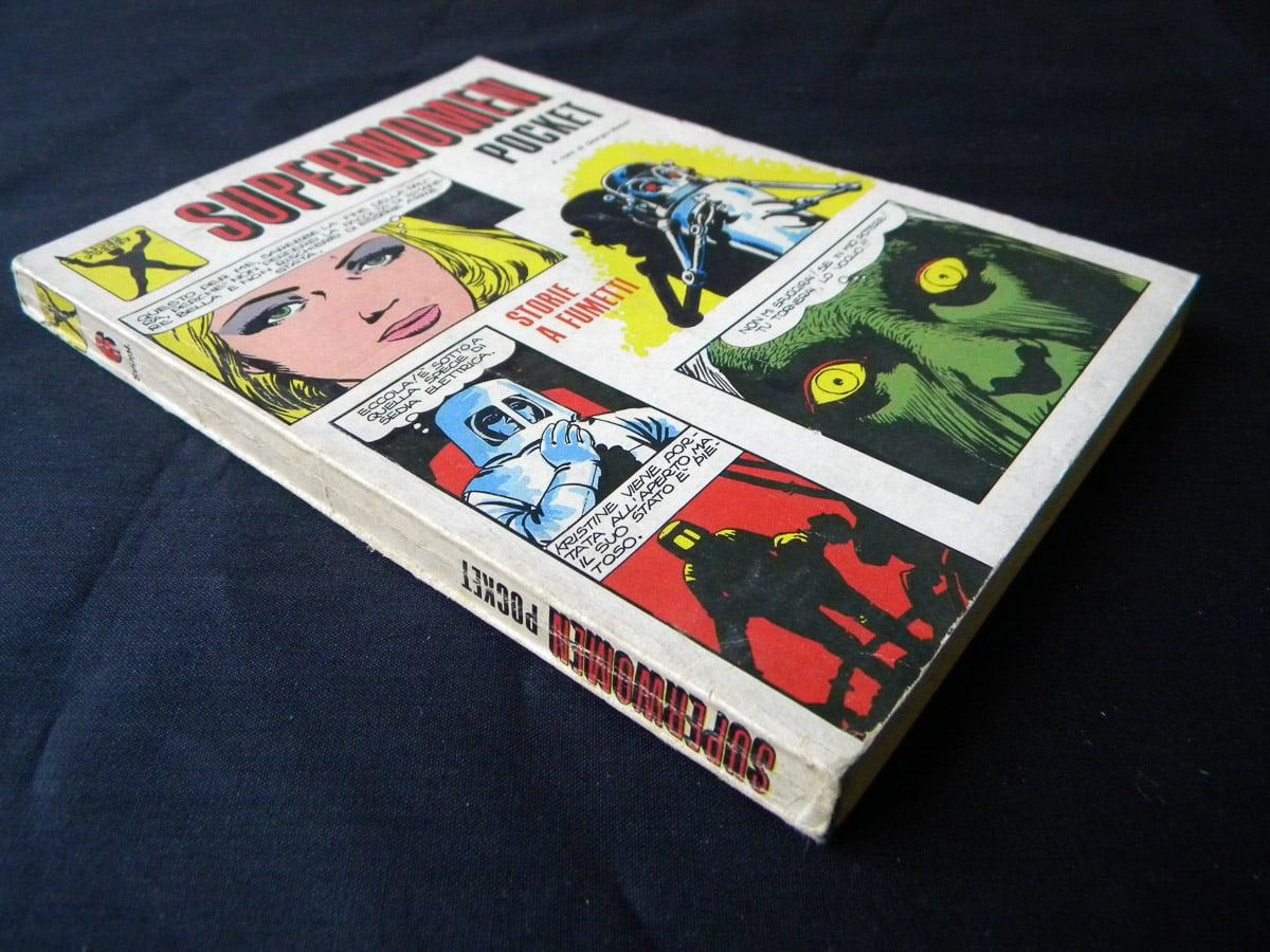Superwomen Pocket supplemento n. 6 Gino Sansoni