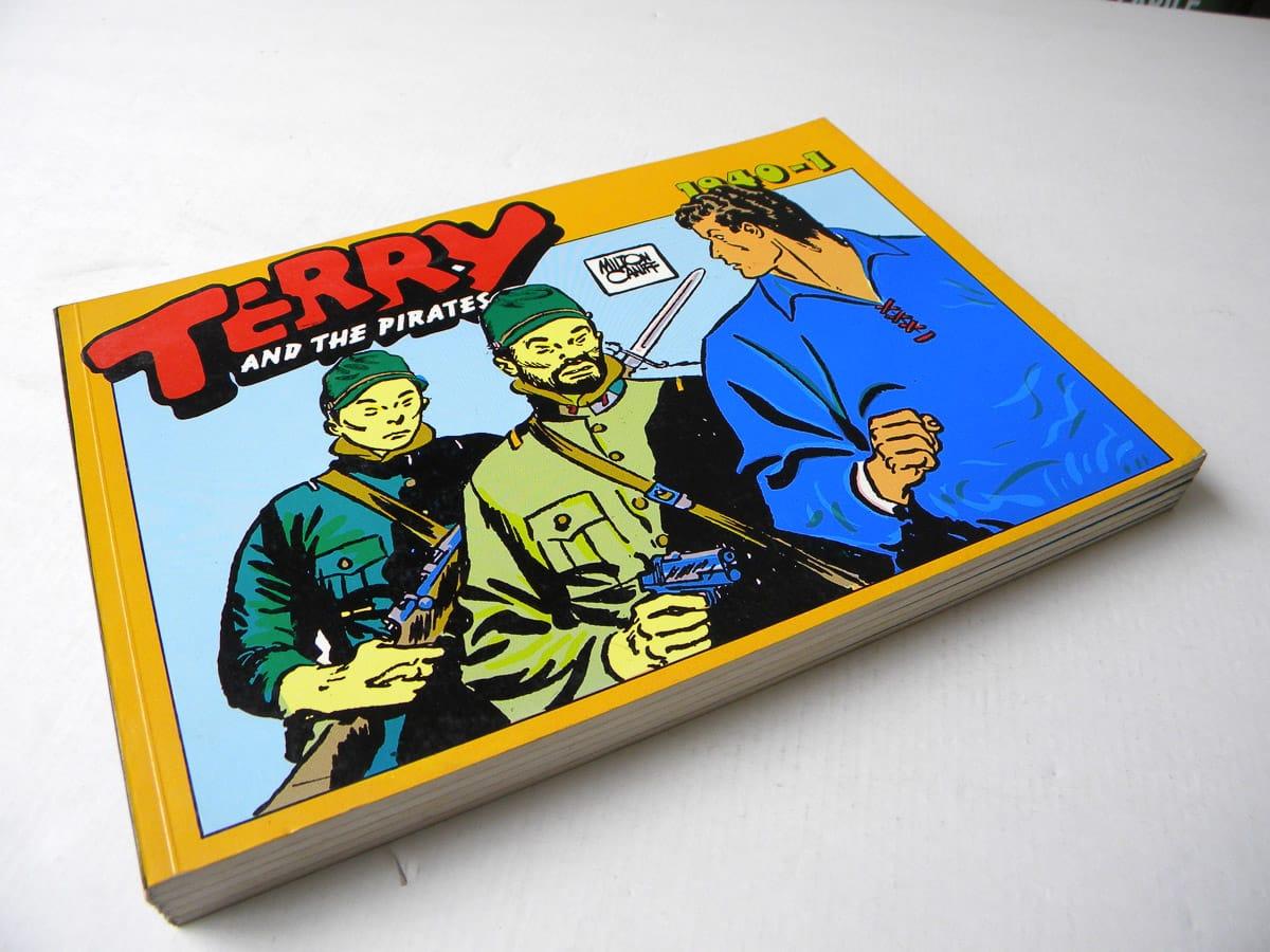 Terry Collana Yellow Kid n. 1/5 Comics Art