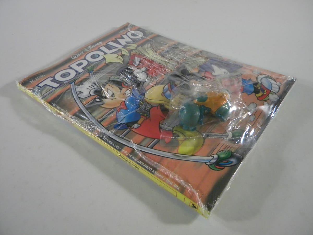 Topolino n. 2095 con Statuetta Mondadori