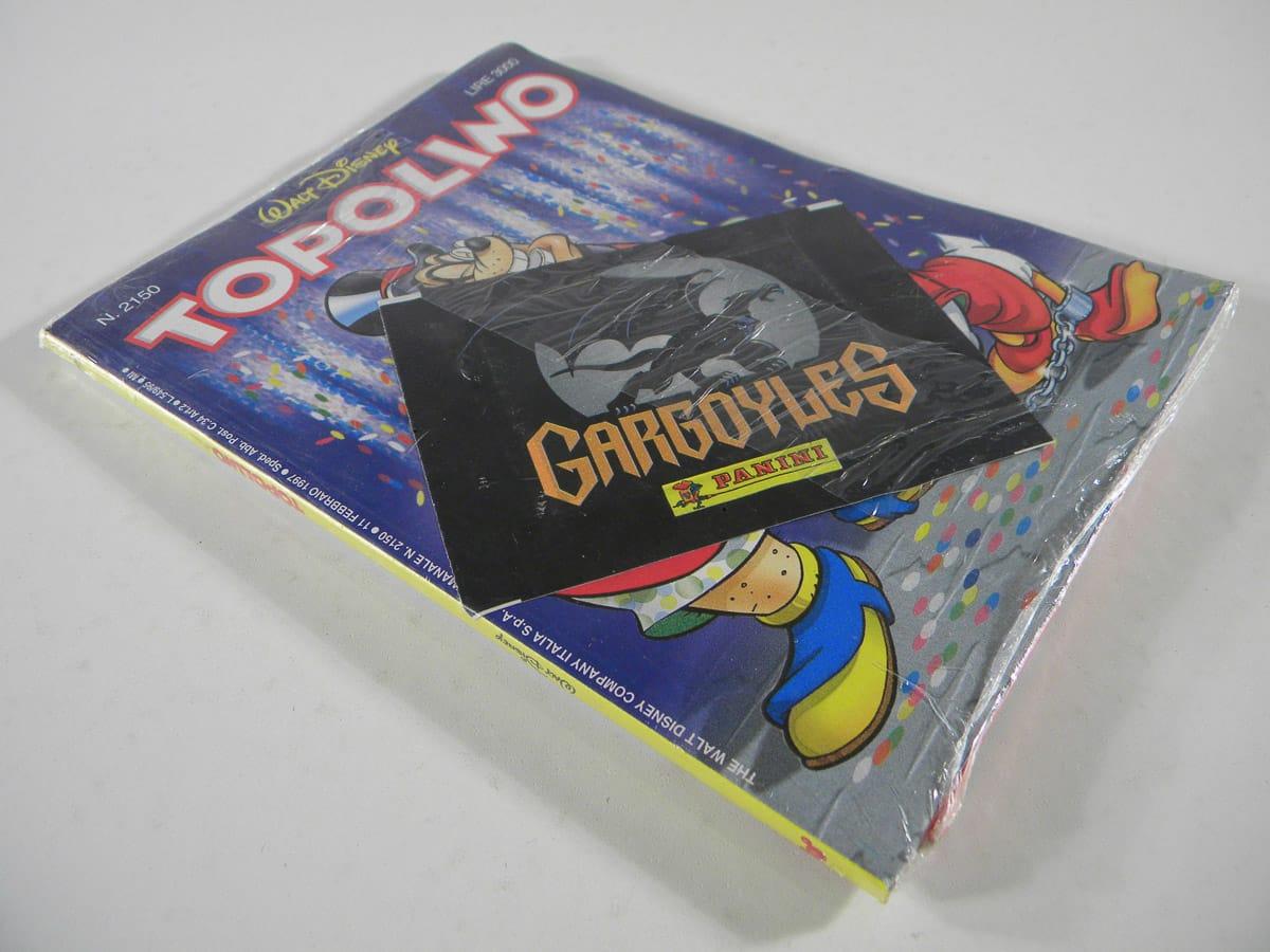 Topolino n. 2150 con Figurine Mondadori