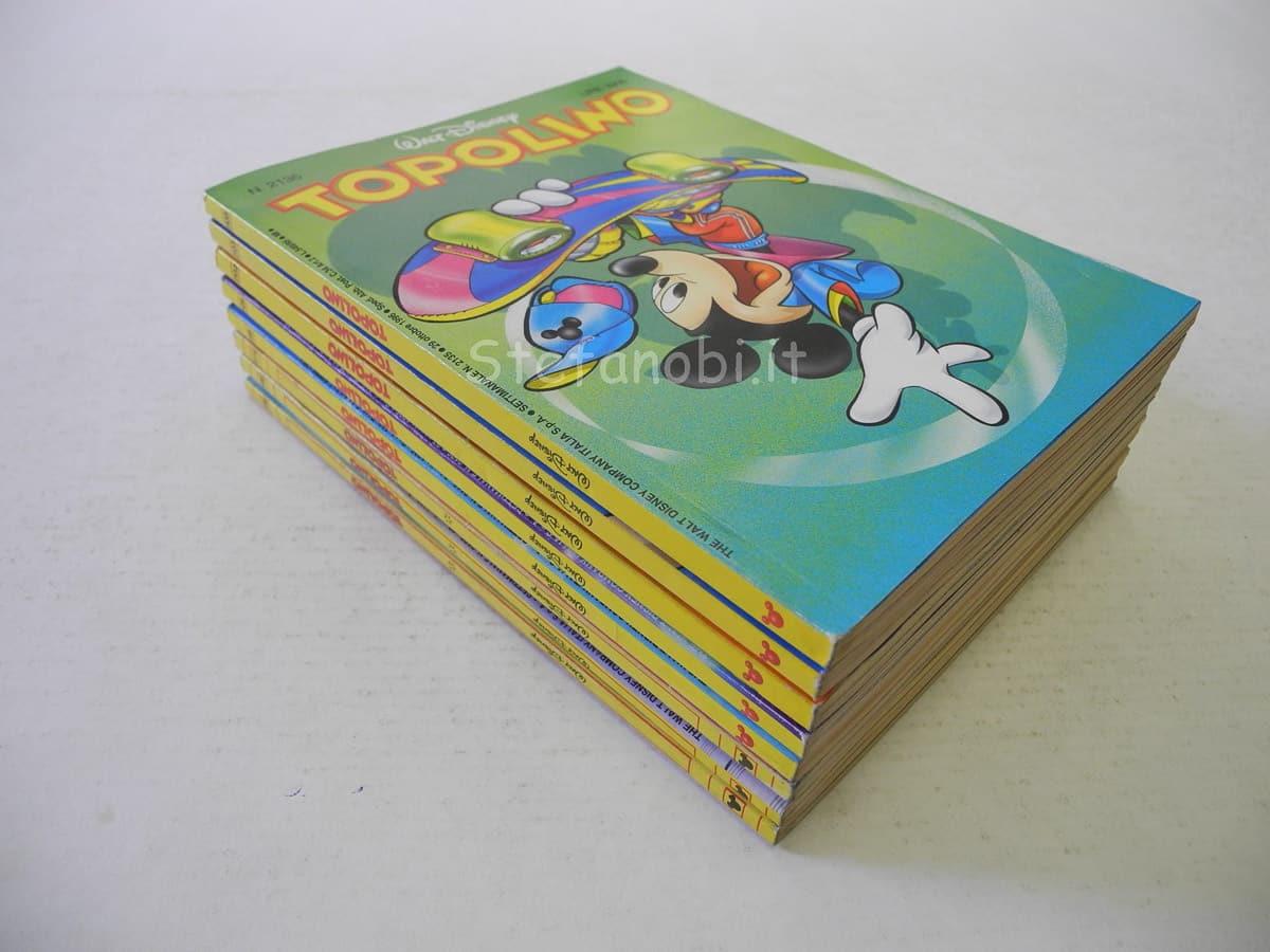 Topolino fascia n. dal 2106 al 2168 originali