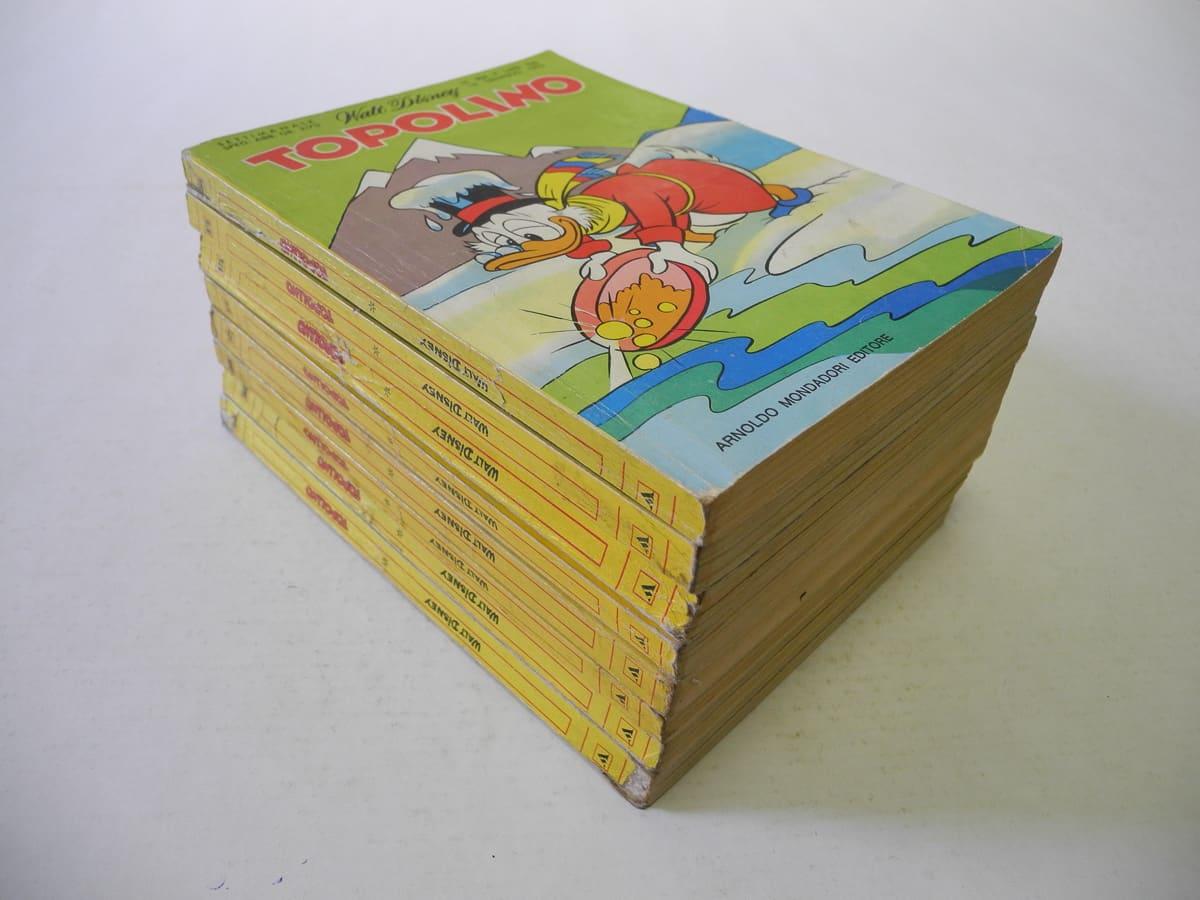 Topolino fascia n. dal 860 al 897 originali