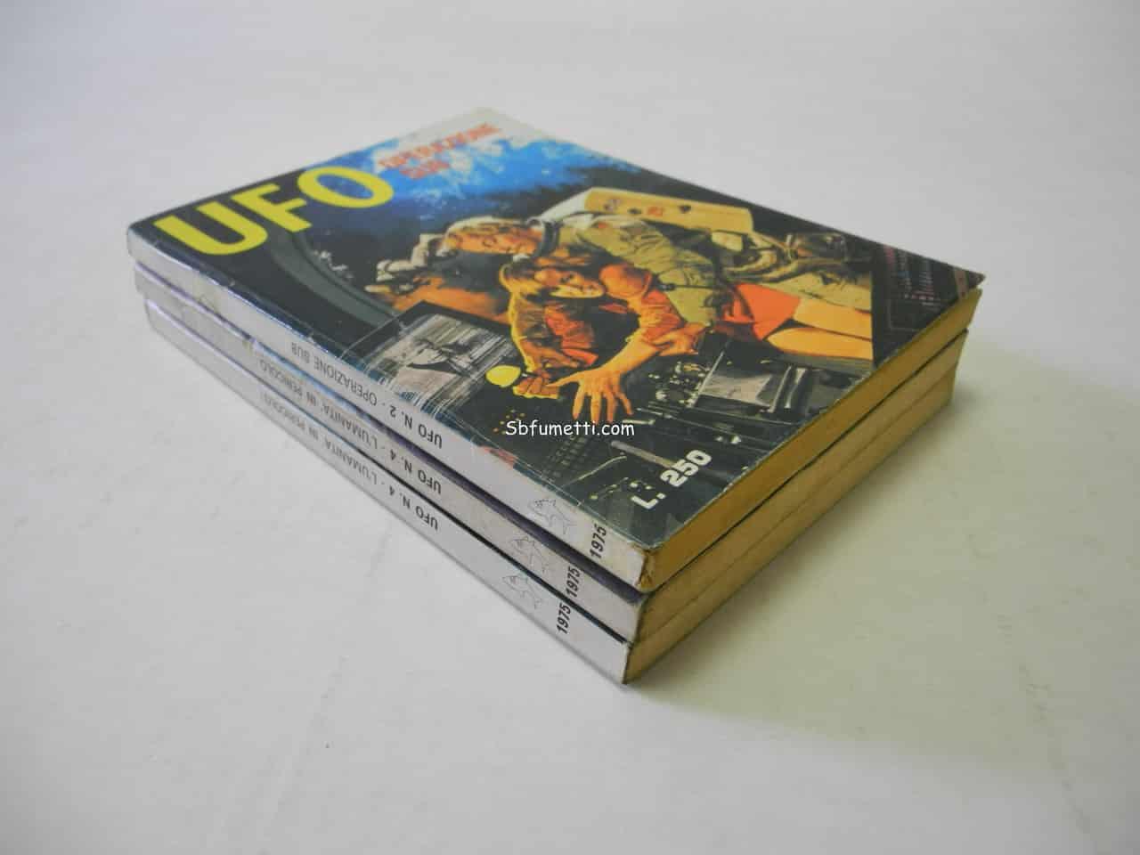 Ufo n. 4 Edifumetto