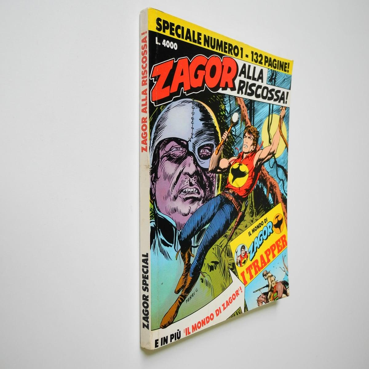 Zagor Speciale n. 1 Daim Press
