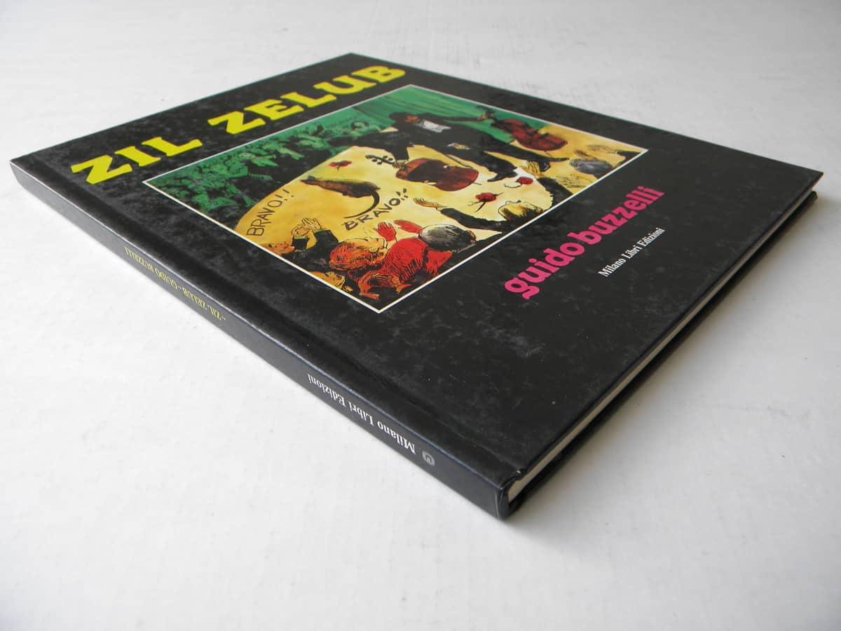 Zil Zelub Milano Libri